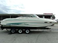 1999 Sea Ray 280 SUPER SPORT 1999 Sea Ray 280 Sun Sport