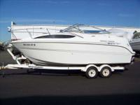 2001 Bayliner 2455 CIERA Very spacious boat for its