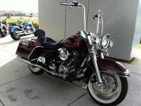 CALL TIM AT  OR br /The FLHRC Road King Classic is pure