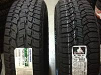 P265/70R16 Hercules All Trac A/T 40k Limited Mileage