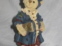Momma McBear...Anticipation figure by Boyds Bears style