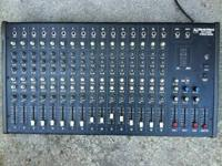 Electro Voice EVT 5216II Mixing Board. Used but has