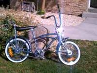 "LITTLE 16""CLASSIC STYLE BIKE $150  Location: SPARKS"