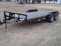 Brand New 14K Trailer - $3,095.00 - Available in Red &