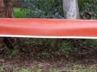 Fiber Glass 16' Canoe Great Condition 375 or OBO Sold