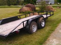 I have a 16 ft tandem axel trailer, it is 6ft. 3 in.