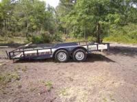 16 foot trailer call  no text or email Location: