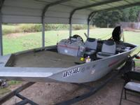 I have a 1978 Aluma-Weld 16 ft. boat, trailor, and good