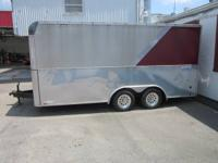 This a  sixteen foot 2007 United Box Trailer. I bought