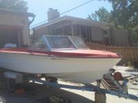 Hello I have a great 16 ft fiberform boat with an 85
