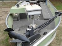 I have a 1982 Lowe 16 ft fishing boat. Three new seats,