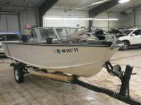 I have a 79 16ft sylvan for sale. It has a 70 hp