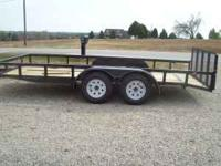 """"""" 16 FT. TANDEM,, HAS 2 FT. DOVETAIL WITH 32 INCH"