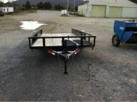 16' Utility Trailer for sale $1600.00 + tax or best