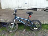 "16"" kids Haro Freestyle Ryan Nyquist edition bike. Good"