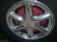 OK TIRES THEY HOLD AIR AND THERE ON A 1997 GMC YUKON OR