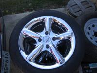 HOKUTO WHEELS 205/55/R16 WHEELS OFF OF '96 HONDA ACCORD