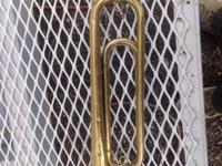 16 inch of bugle brass. Call 72zero 35seven 202nine