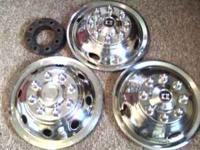I have three 16 inch dually front rim simulators. 2 of
