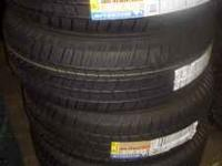Brand New Never Mounted 205/45/16 Goodride Tires $280
