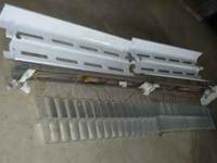 Large 8 foot florescent lights for sale There are 16 of