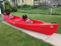 The versatile canoe choice for getting started; great