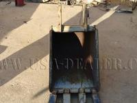 16 Trenching Melroe Backhoe Bucket 6593059 8003097 This