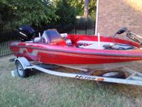 Call Boat owner Mike . RICK CLUNN EDITION 1995 NITRO