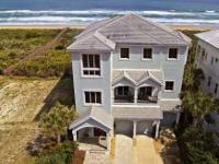 Direct Oceanfront mansion on Ocean Ridge cul-de-sac, in