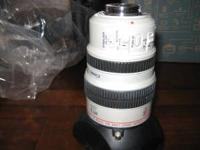 FOR SALE. 16 power lens for Canon XL camera. Lense