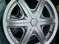 these rims were bran new last year and cost 600.00