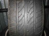 am sellilng One Dayton Timberline 235/70R16 tire for