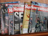 $25 or finest offer. Nearly 16 years of Newsweek