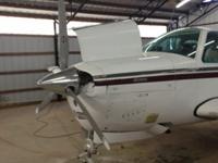 1977 Bonanza A36 #e-1061 7205TTAF; 628 sfrm; Nov 2012