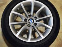 BMW 2006 - Present The Style 188 Star Spoke 17 inch