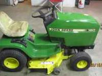 This is a 38' John Deere that is actually a John Deere