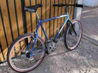 I have this older Mongoose Alta bike for sale.This bike