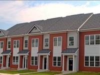 Our beautiful new 2 bedroom townhomes come equipped