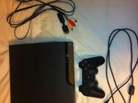 I've got a 160 GB Playstation slim (older slim model).
