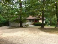 Spacious home with fantastic view of Beaver Lake from