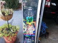 This board is 161 K2 Turbodream. This is a ridden board