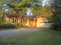 This lovely ranch home in the Lemont area offers an