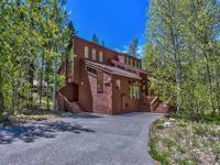 Bear Creek frontage home in the center of Alpine