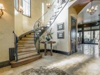 Amazing custom home in an exclusive, gated