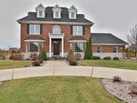 All Brick/Stone Custom Newly constructed home in White