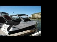 The Regal 3560 Commodore is a luxury sport cruiser with