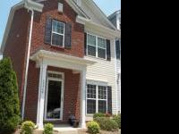This is a great 2 bedroom, 2.5 bath town home with a