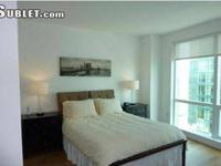 This fully furnished 1 bedroom apartment offers modern