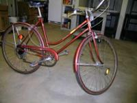 All original 1974 (Serial Number FK504711) Schwinn