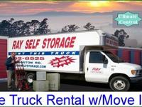 Ray Self Storage 8x40 (320 sq. ft) $165 a month! Free